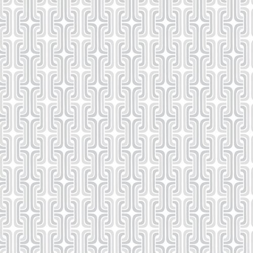 York Wallcoverings Peek-A-Boo Franco Graphic Chain Link Wallpaper