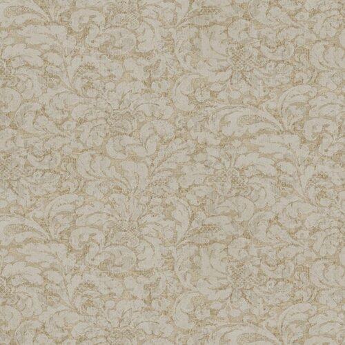 York Wallcoverings Aged Elegance Lorraine Floral Bontanical Wallpaper