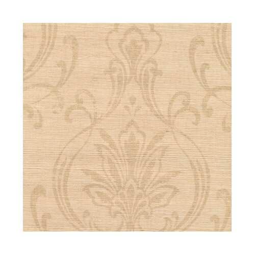 York Wallcoverings Candice Olson II Dimensional Surfaces Scroll Wallpaper