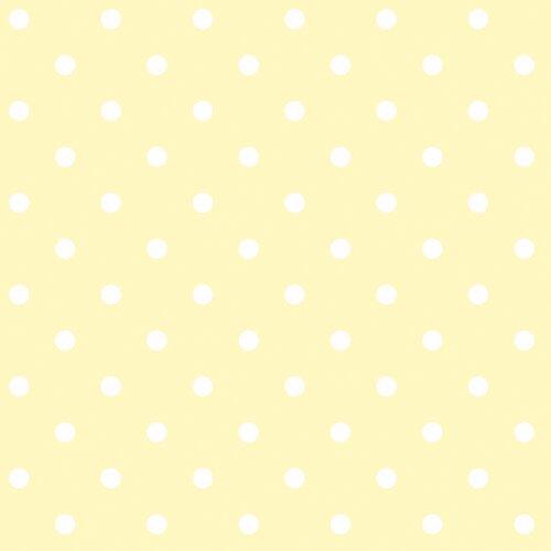 York Wallcoverings Peek-A-Boo Circle Polka Dot Wallpaper