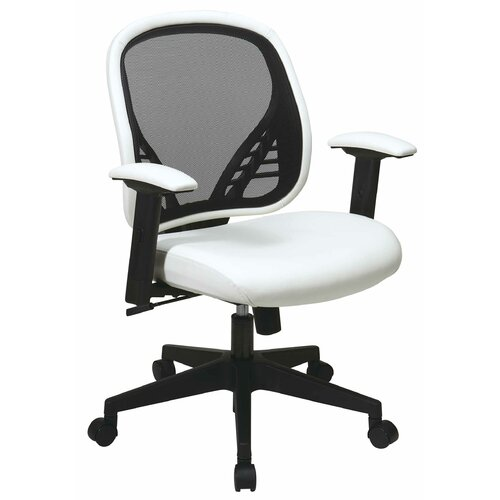 Office Star Products Space Seating Mesh Managerial Chair with DuraGrid