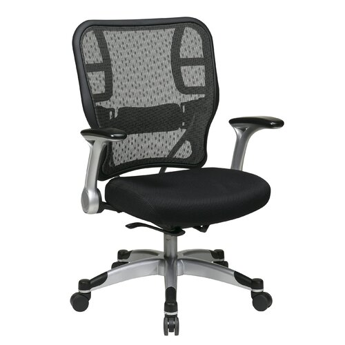 Office Star Products Professional R2 SpaceGrid Task Chair