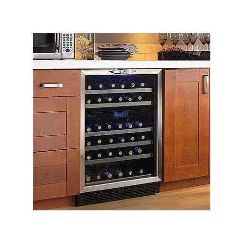 Danby Silhouette 51 Bottle Freestanding Dual Zone Wine