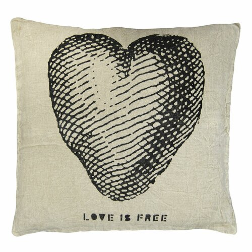 Sugarboo Designs Love is Free Pillow