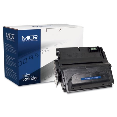 Micr Print Solutions 38AM Compatible Micr Toner, 12000 Page-Yield