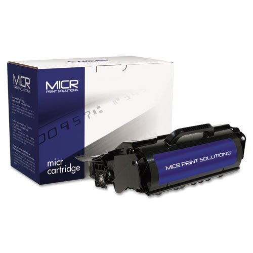 Micr Print Solutions 650Ml Compatible Micr Toner, 10000 Page-Yield