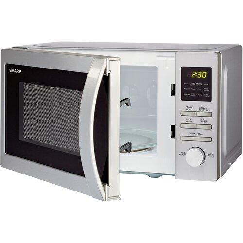 Countertop Microwave Sharp : Sharp 0.7 Cu. Ft. 700W Countertop Microwave Oven