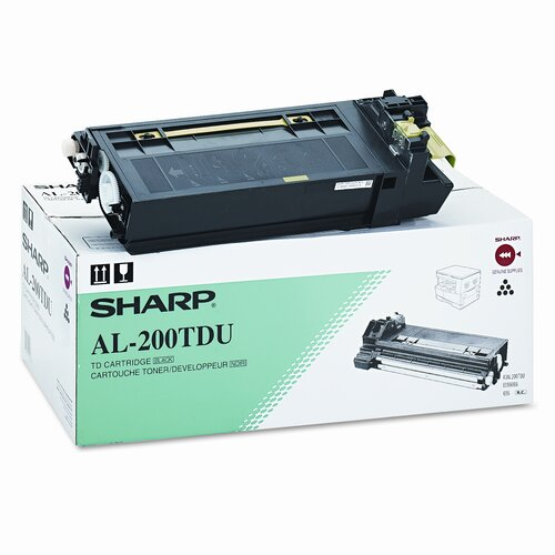 Sharp AL200TDU Imaging Unit, Black