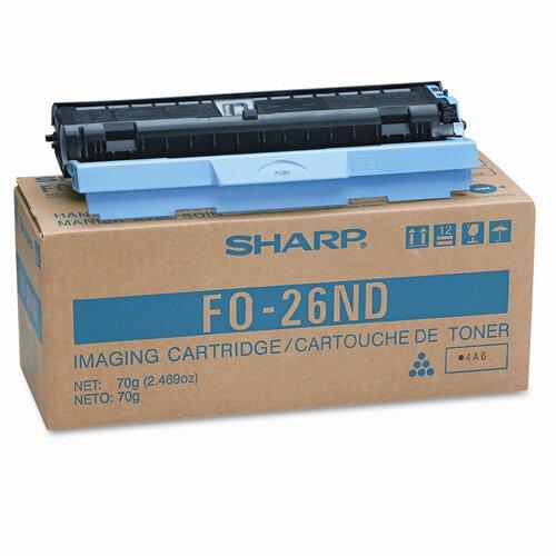 F026ND OEM Toner Cartridge, 2,000 Page Yield, Black