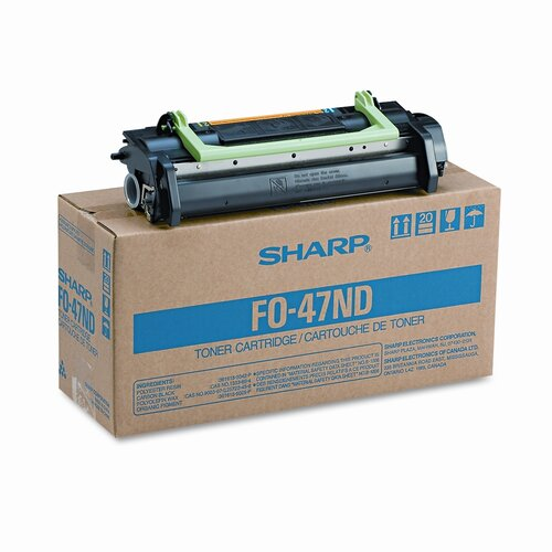 F047ND Toner/Developer Cartridge, Black