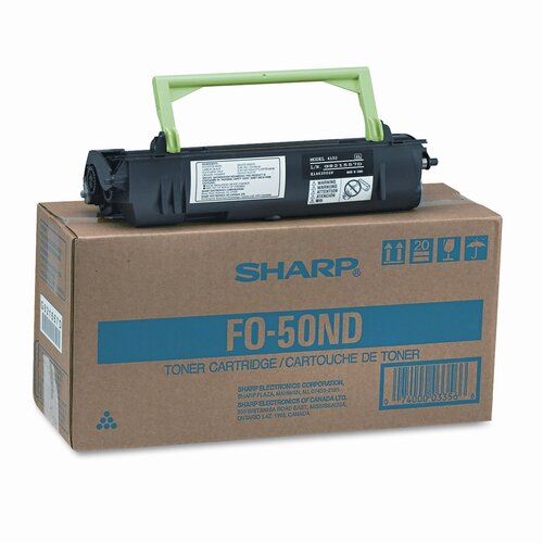F050ND Toner/Developer Cartridge, Black