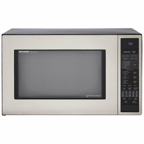 1.5 Cu. Ft. 900W Countertop Convection Microwave