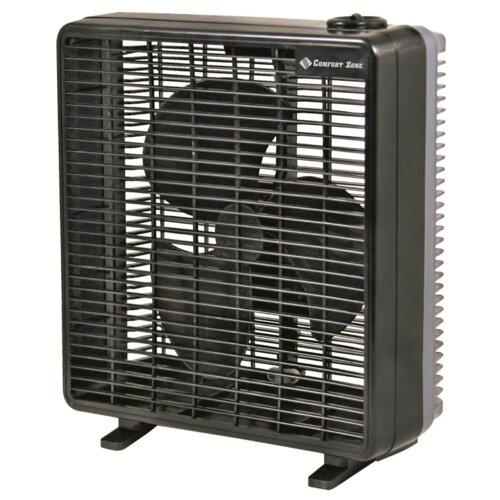 """Comfort Zone 10"""" Exhaust Fan"""