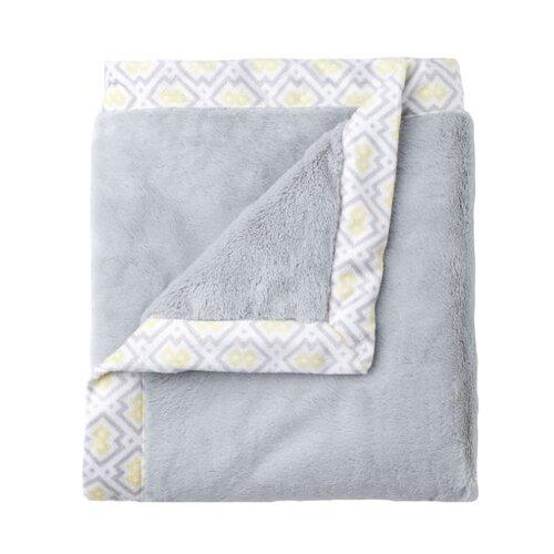 Just Born® Cuddle Plush Blanket