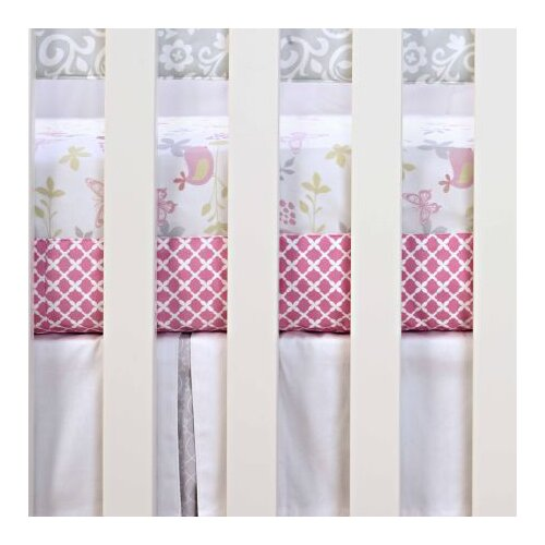 Just Born® Botanica Fresh Air Crib Liner