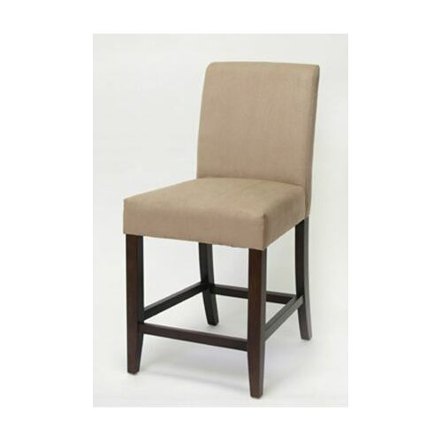 Powell Furniture Classic Seating Bar Stool with Cushion