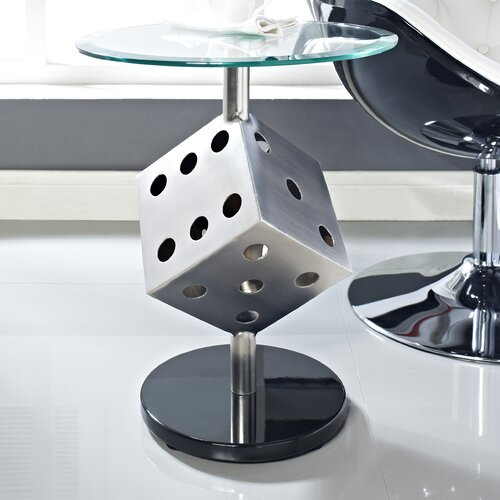 Snake Eyes End Table