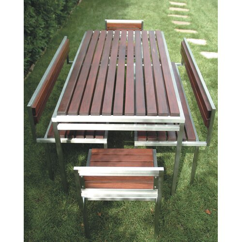 Modern Outdoor Talt Dining Table