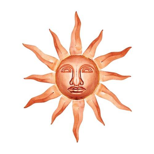 Good Directions Sun Face Wall Décor