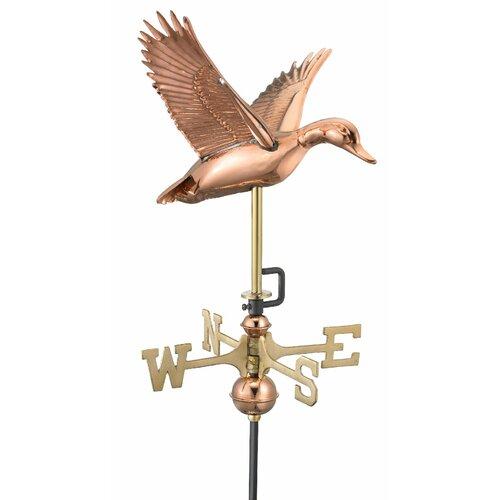 Good Directions Flying Duck Weathervane