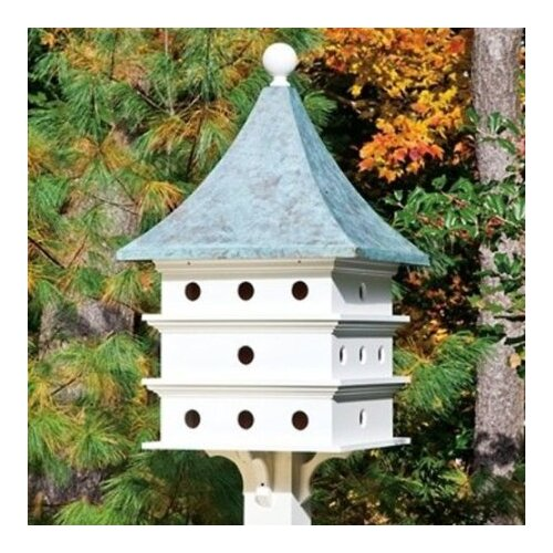 Lazy Hill Farm Ultimate Martin Bird House