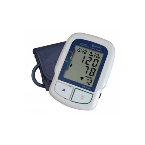 Clever Choice Fully Auto Digital Talking Arm BP Monitor with 120 Memory