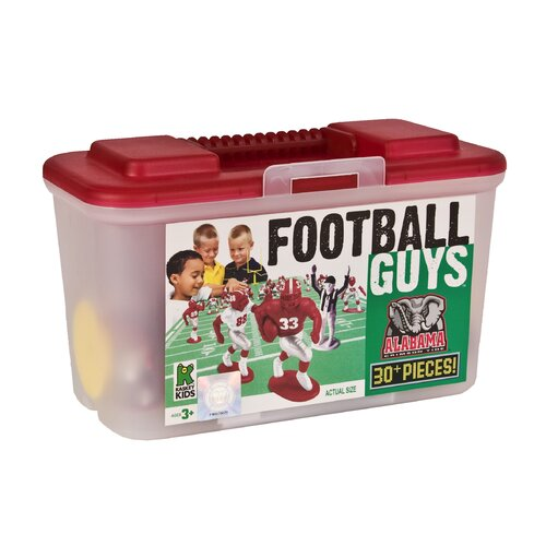 Kaskey Kids NCAA Football Guys