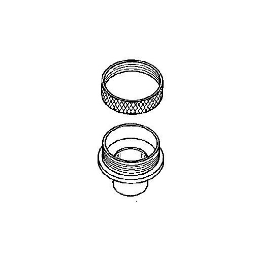 SOSS Porter Cable Lock 42237 and Bushing 42024 Set