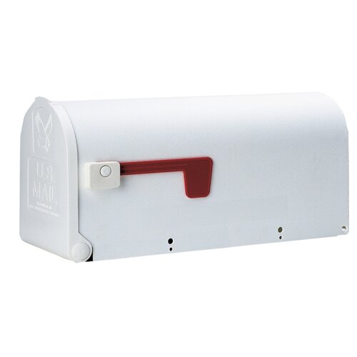 Solar Group Plastic Rural Mailbox