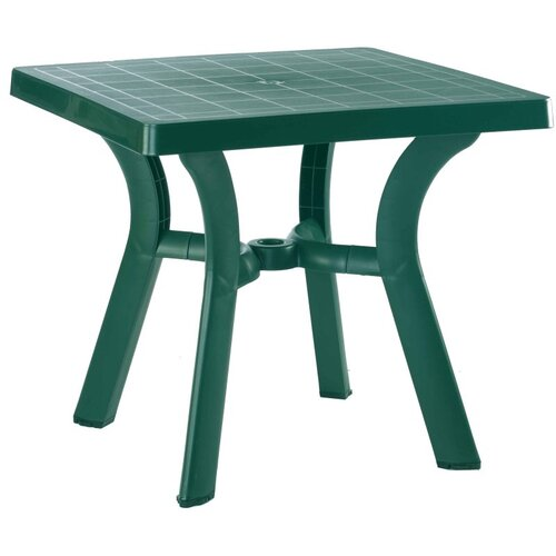 "Compamia 31"" Viva Resin Square Dining Table"