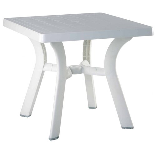 """Compamia 31"""" Viva Resin Square Dining Table"""