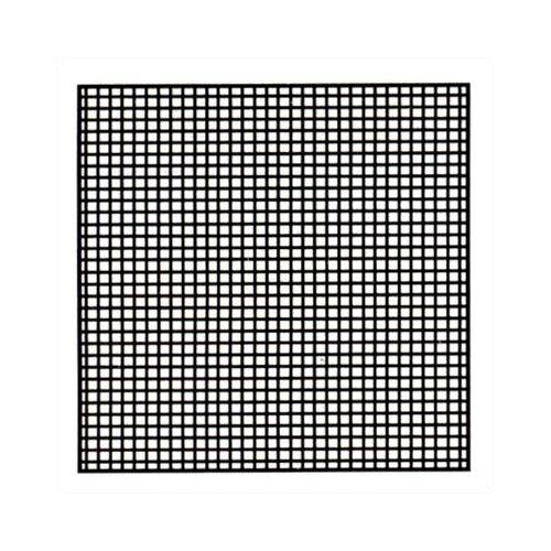 Marsh Graphics - Grid Lines 4' x 8' Whiteboard