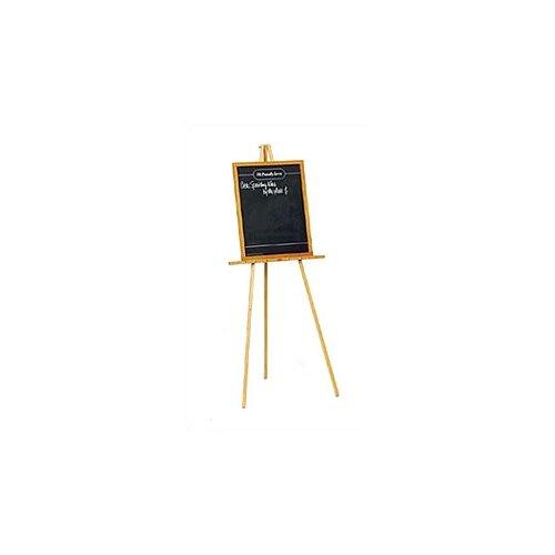 Marsh Solid Oak Wood Poster Board Easel
