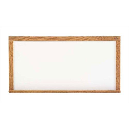 Marsh Pro-Rite Markerboards - Oak Frame 2' x 3'