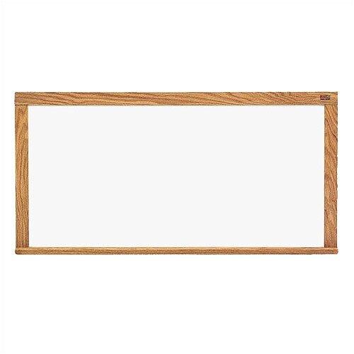 Marsh Pro-Rite Markerboards - Oak Frame