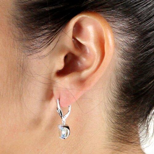 Palm Beach Jewelry Aurora Borealis Earrings