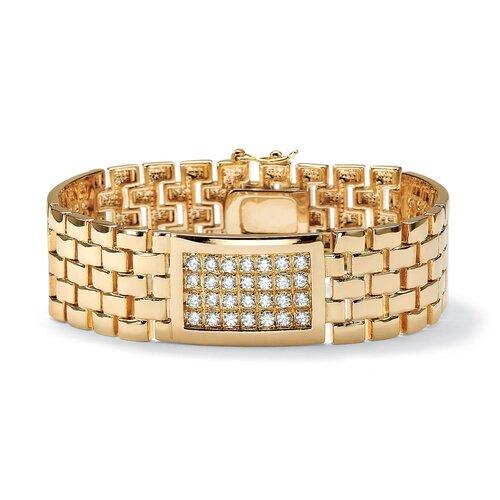 Men's Cubic Zirconia Bracelet