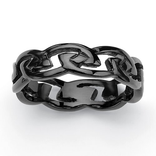 Barbed Wire-Style Wedding Band