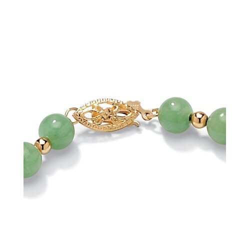 Palm Beach Jewelry Jade Strand Necklace