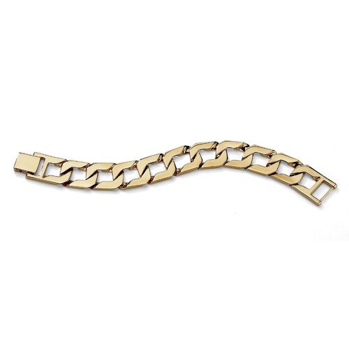 Men's Curb-Link Bracelet