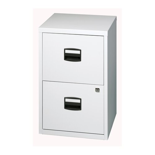 Bisley Bisley 2-Drawer Home Filing Cabinet