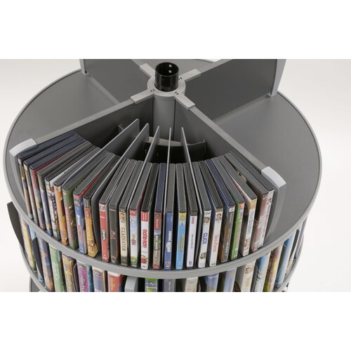 Bindertek Dealer Solutions Organizer Set for Binder & File Storage Carousel