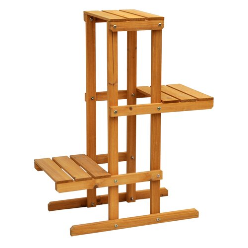 Leisure Season 3 Tier Plant Stand