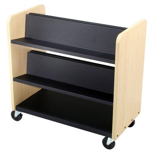Paragon Furniture Laminate Book Truck