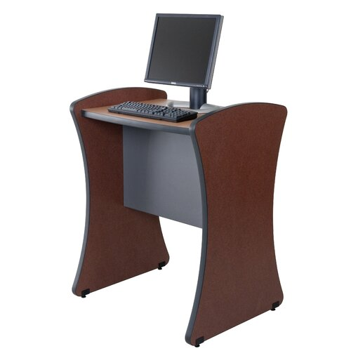Paragon Furniture Kiosk Information Bay Computer Table