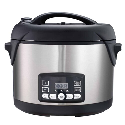 Big Boss Stainless Steel Pressure Cooker
