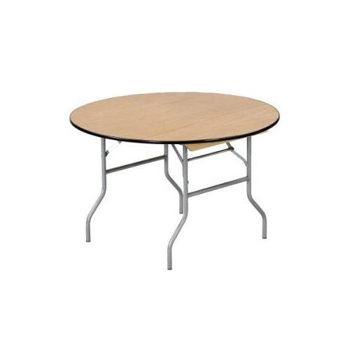 "Buffet Enhancements 48"" Round Folding Table"