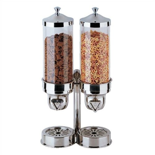 Buffet Enhancements Double Cereal Dispenser