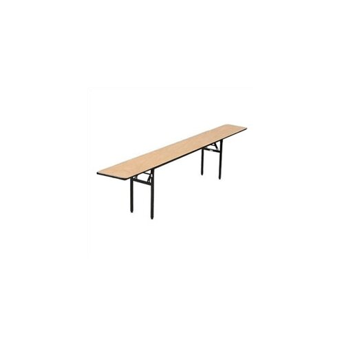 "Buffet Enhancements 96"" Rectangular Folding Table"