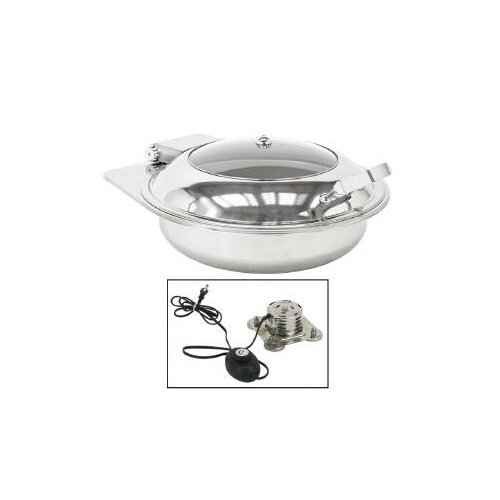 Electric New Age Drop-In Round Chafing Dish